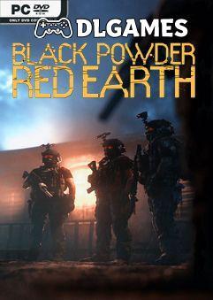 Black Powder Red Earth 8-Bit War ISR-GoldBerg