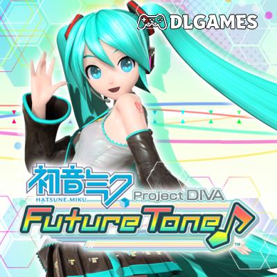 Hatsune Miku Project DIVA Future Tone PS4 CUSA06211