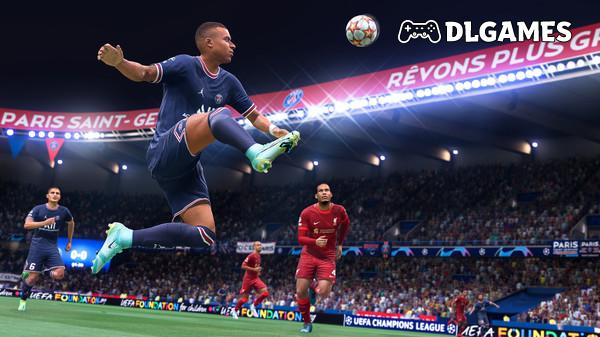 Download FIFA 22 + Update PC Cracked Direct Links DLGAMES - Download All Your Games For Free
