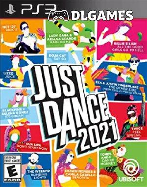 Just Dance 2021 Mod PS3