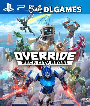 Override Mech City Brawl PS4 CUSA13203 – EUR