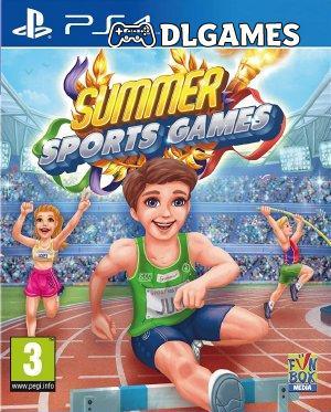 Summer Sports Games PS4 CUSA15357 – EUR